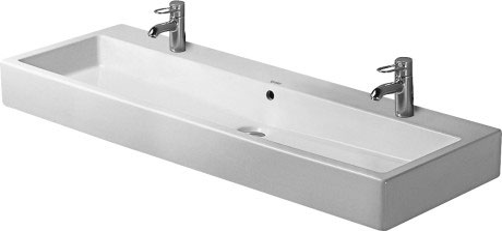 Duravit waschbecken eckig  Duravit Vero: Waschtische, WCs, Badewannen & Spülen | Duravit