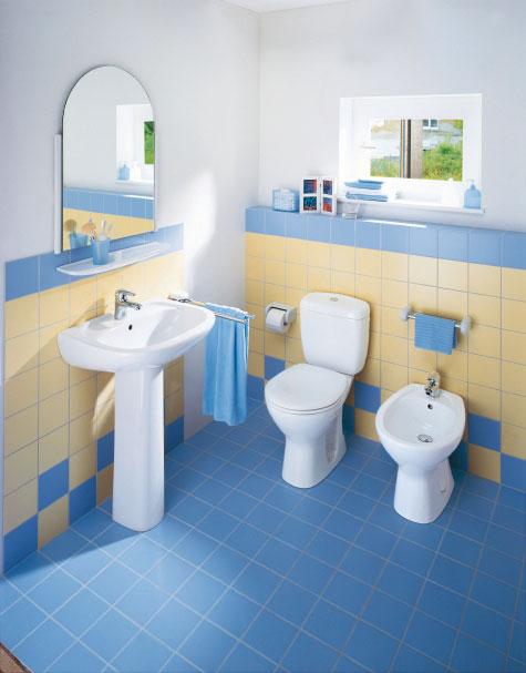 Badezimmer Toilette - Design