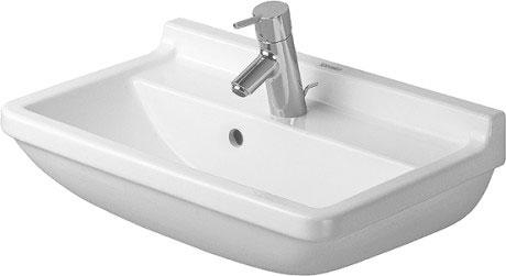 Starck 3 Waschtisch Compact 030160 Duravit