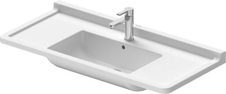 Starck 3 Waschtisch Möbelwaschtisch 030410 Duravit