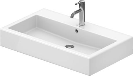Vero waschtisch möbelwaschtisch #045480 duravit