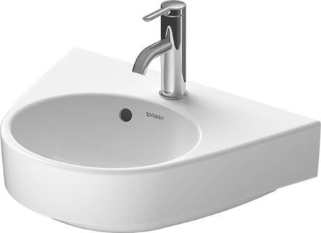 starck 2 handwaschbecken 071450 duravit. Black Bedroom Furniture Sets. Home Design Ideas