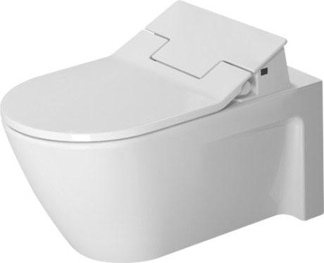 Starck 2 Wand-WC für SensoWash® #253359 | Duravit