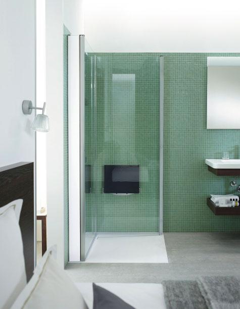 Dusche Glaswand Befestigung: Glashalter aus edelstahl zur ...