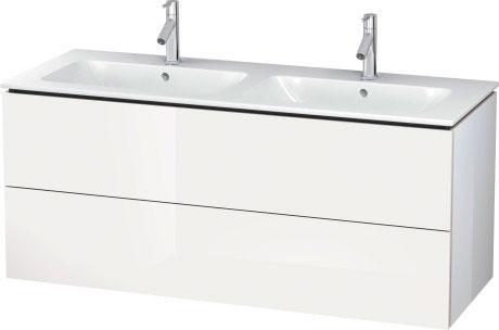 Duravit L-Cube: Zeitlos elegante Badmöbel | Duravit | {Doppelwaschtisch duravit 30}