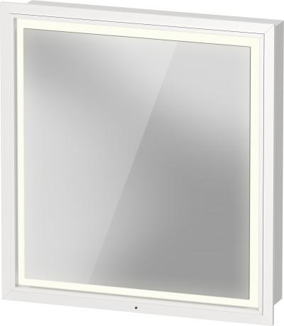 L Cube Spiegelschrank Einbauvariante Lc7650 Lr Duravit