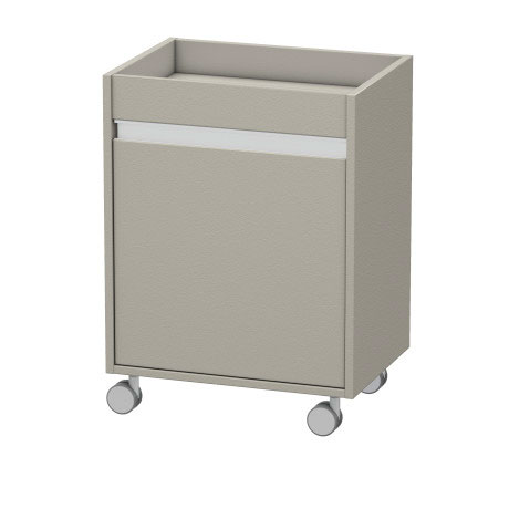 Badezimmer Rollcontainer ketho rollcontainer kt2530 l r duravit