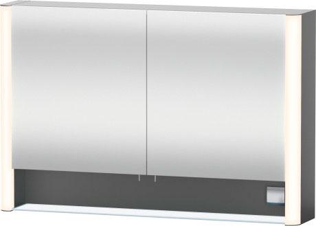 Licht und Spiegel Spiegelschrank #LM9702   Duravit   {Spiegelschrank mit beleuchtung 90}