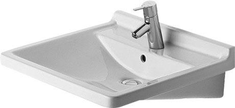 Starck 3 Waschtisch Vital 030960 Duravit
