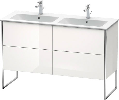 me by starck doppelwaschtisch m bel doppelwaschtisch 233613 duravit. Black Bedroom Furniture Sets. Home Design Ideas