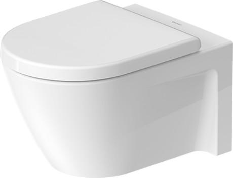 Starck 2: WCs, Bidets & Waschtische für Design-Bäder   Duravit