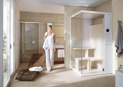 duravit sauna - die home sauna für bad & wohnraum   duravit