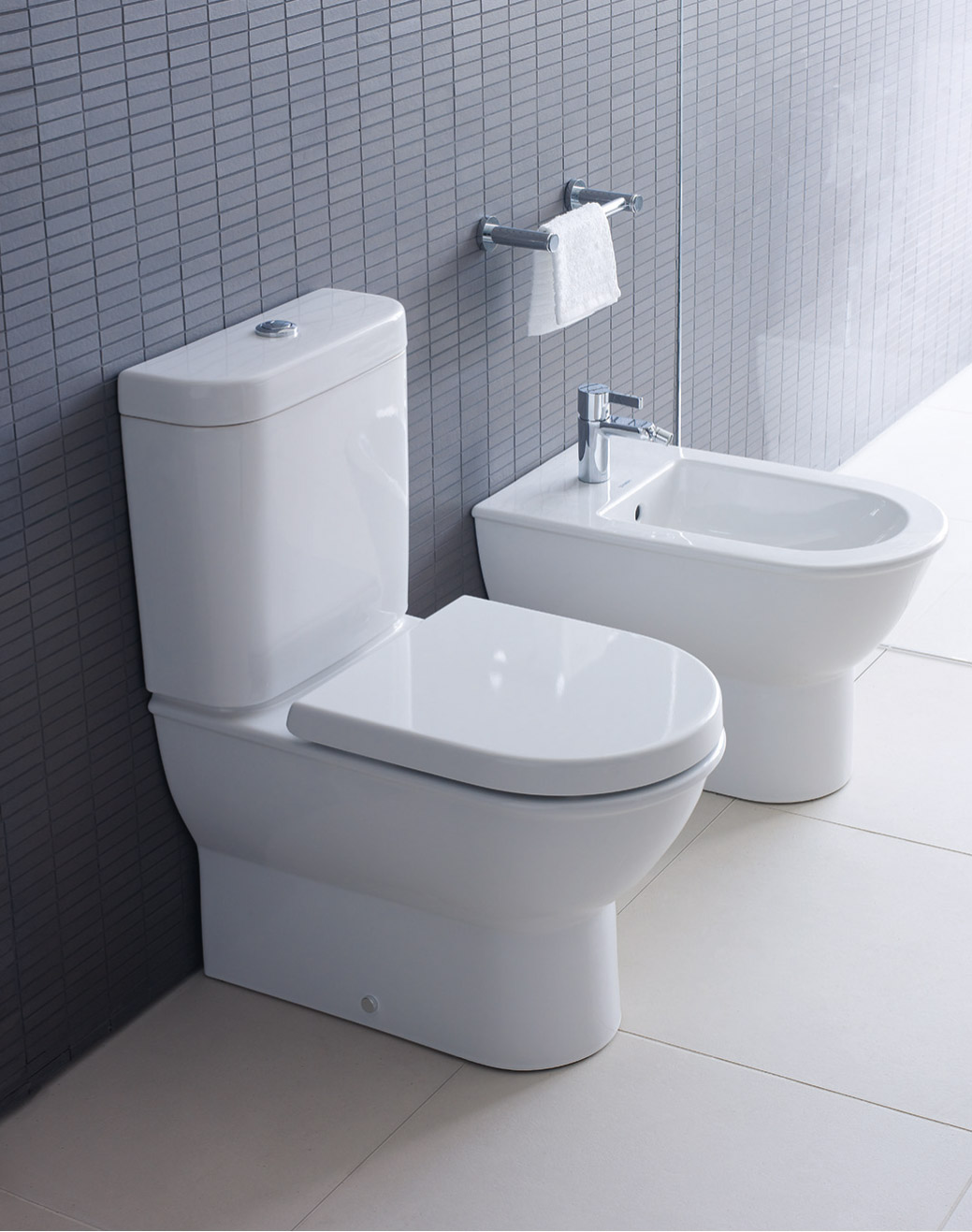 darling new stand bidet 225110 duravit. Black Bedroom Furniture Sets. Home Design Ideas