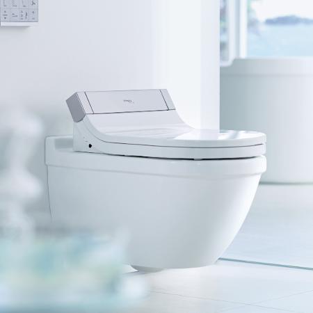Sensowash Das Innovative Dusch Wc Mit Frische Gefuhl Duravit