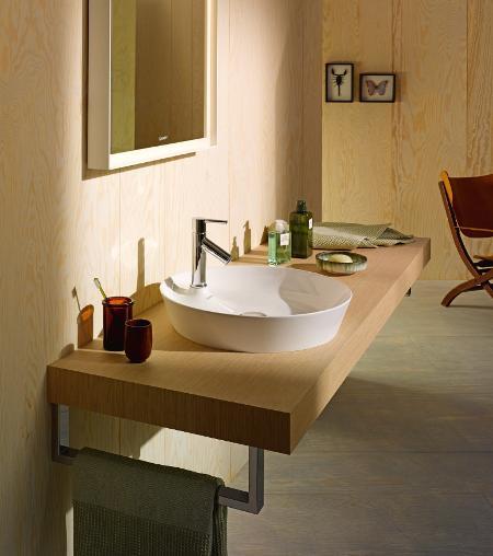 Badmöbel Für Aufsatzwaschbecken aufsatzwaschbecken waschschalen duravit