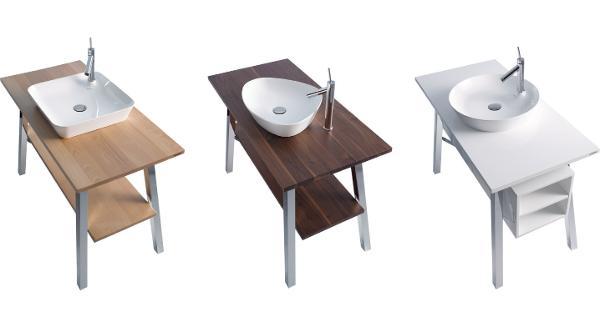 Doppelwaschtisch aufsatzwaschbecken duravit  Waschtische & Waschbecken aus Keramik | Duravit