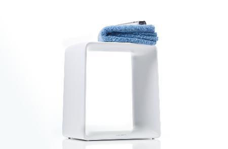 Duravit P3 Comforts | Badmöbel von Phoenix Design | Duravit | {Duschhocker acryl 86}