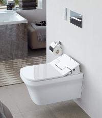 WC und Toilette: hygienisch, modern und hochwertig   Duravit