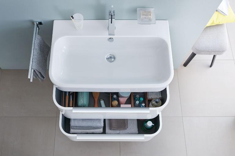 Happy D.2 Waschtische, WCs, Badewannen & mehr | Duravit | {Doppelwaschtisch aufsatzwaschbecken duravit 35}