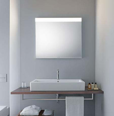Spiegel Mit Integrierter Beleuchtung licht und spiegel duravit