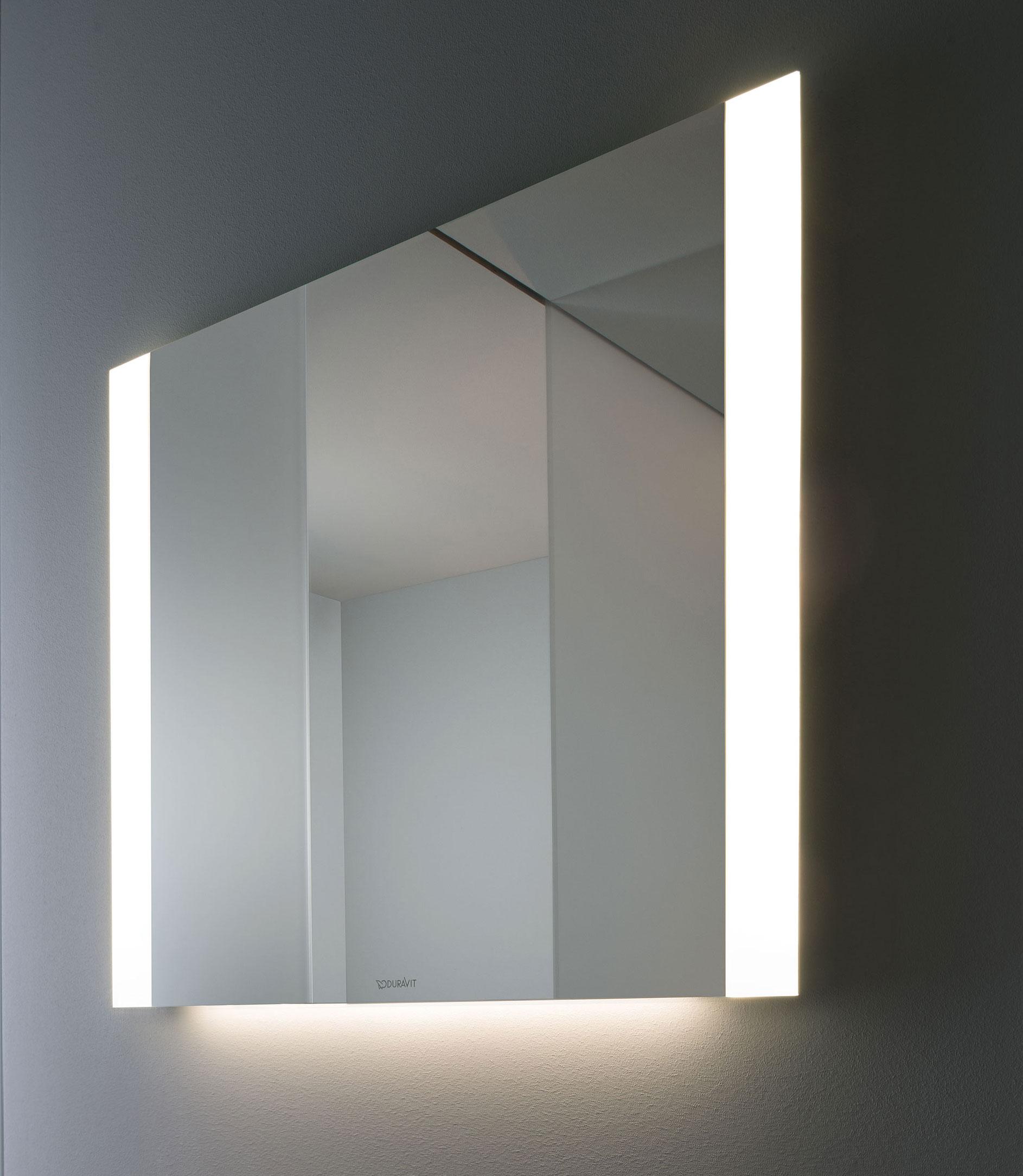 licht und spiegel duravit. Black Bedroom Furniture Sets. Home Design Ideas