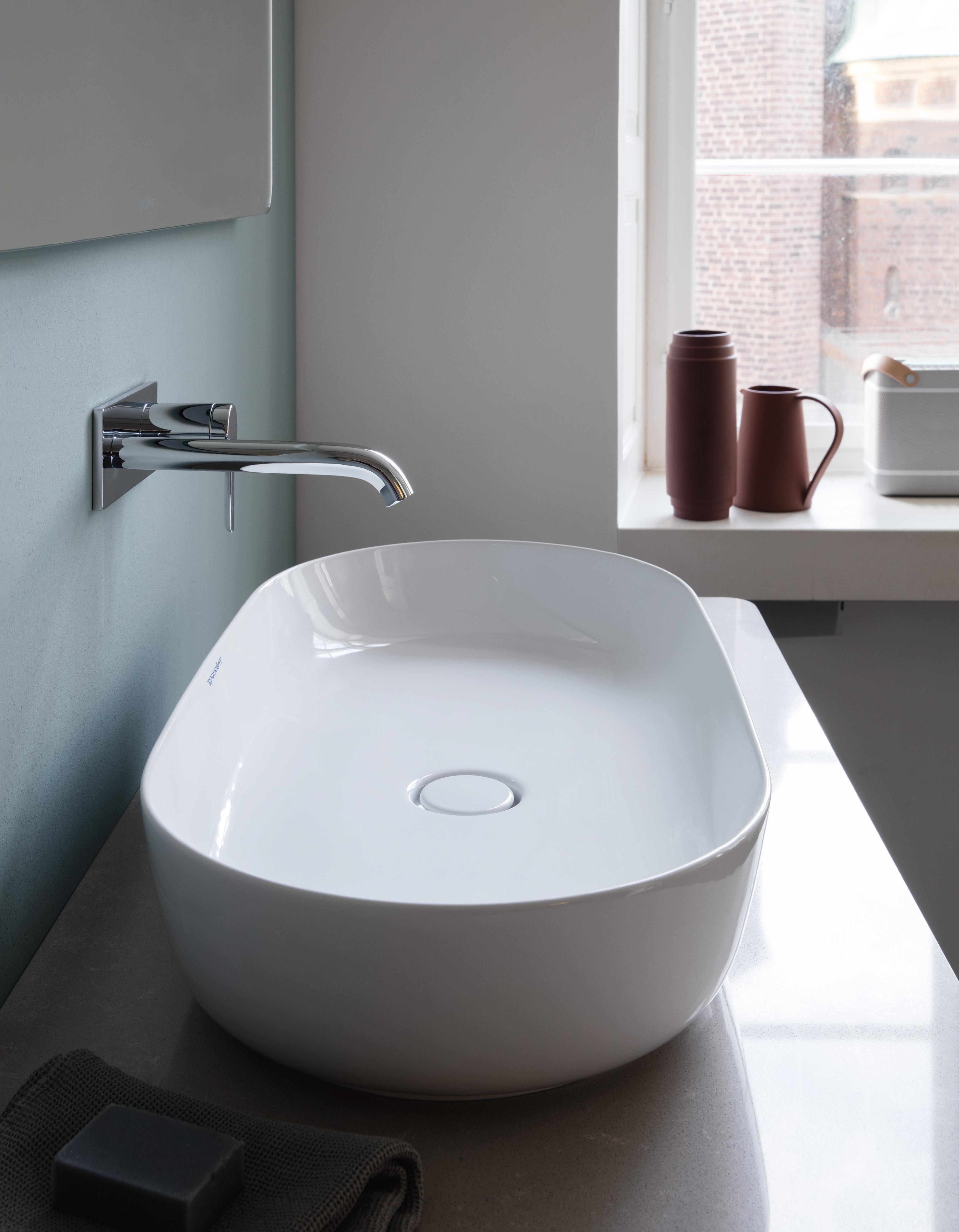 Waschbecken Schssel Excellent Die Einfachen Bewegen Ber Die Moderne