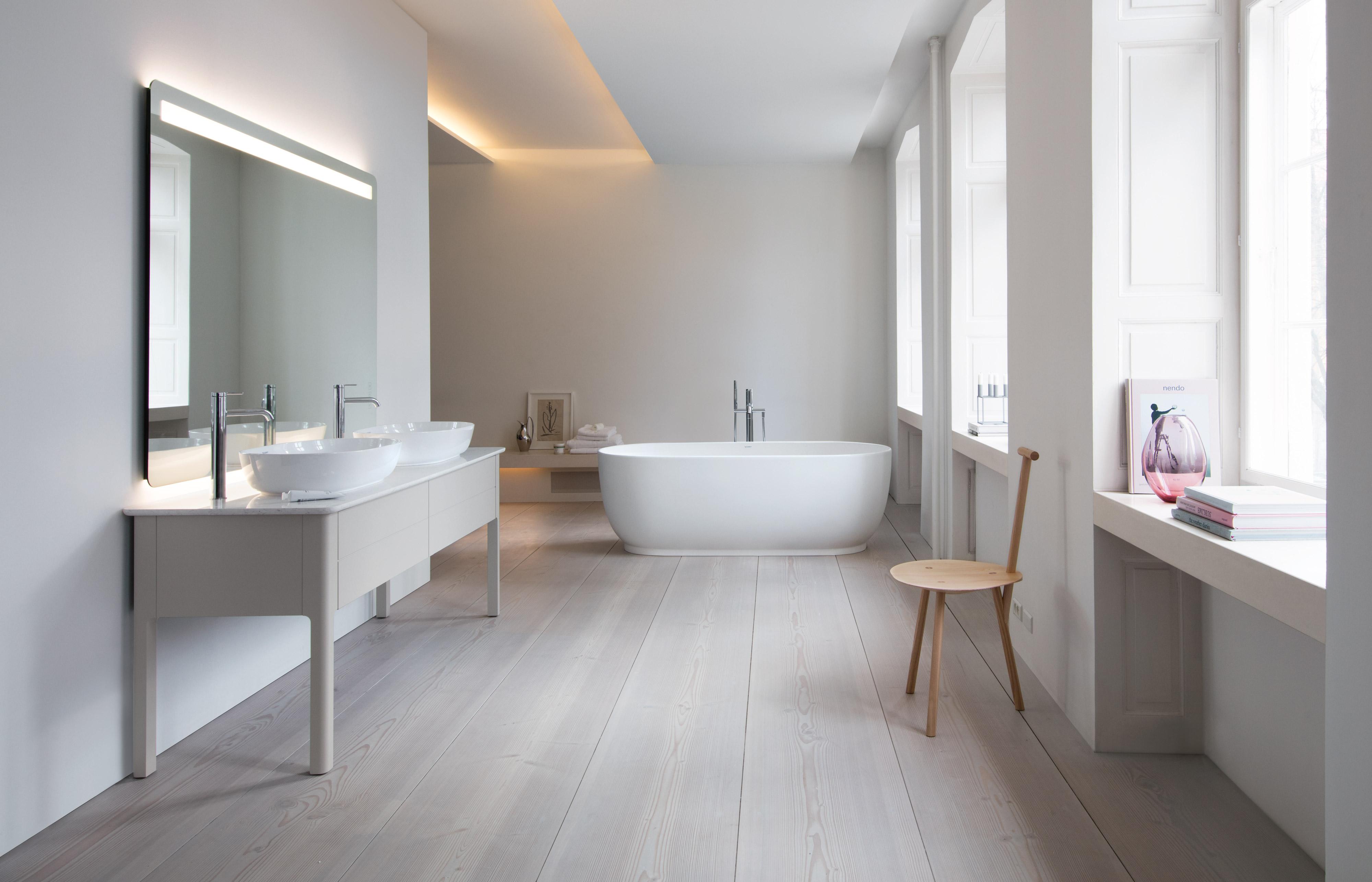 Ordinaire Duravit Luv: Badmöbel, WCs Und Mehr Im Dänischen Design | Duravit