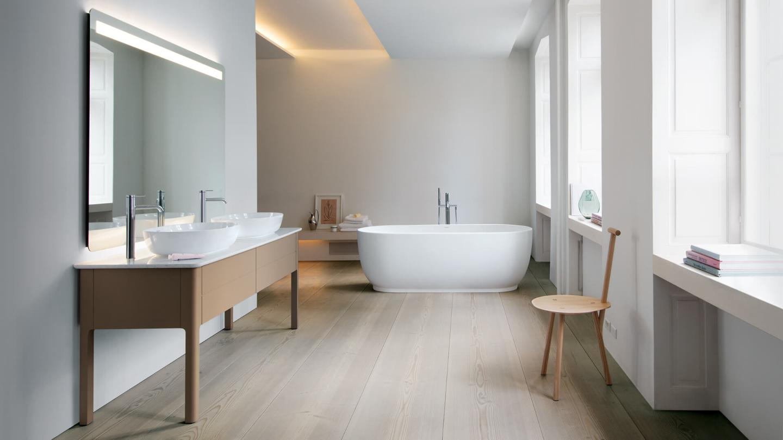Duravit Luv Badmöbel, WCs und mehr im dänischen Design   Duravit