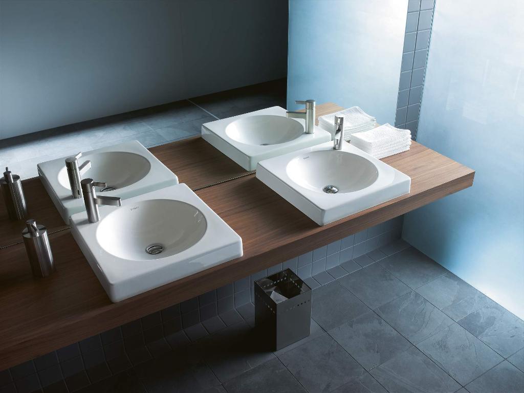 Waschtische Mit Waschbecken waschtische waschbecken aus keramik duravit