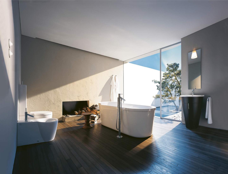 traumb der ihr traumbad finden sie bei duravit duravit. Black Bedroom Furniture Sets. Home Design Ideas