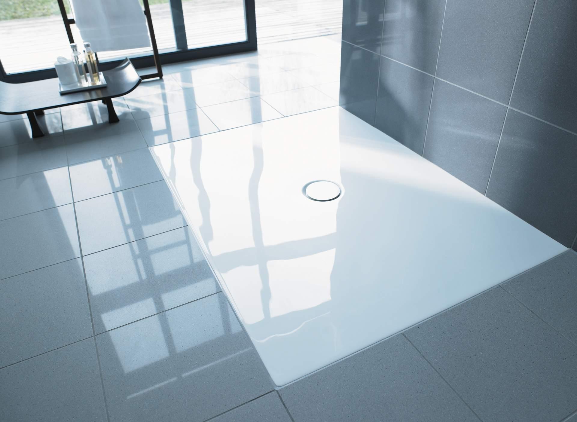 duraplan bodengleiche dusche bodenebene dusche duravit. Black Bedroom Furniture Sets. Home Design Ideas