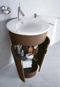 Waschbecken rund gäste wc  Gästebad | Ideen für das perfekte Gästebad | Duravit