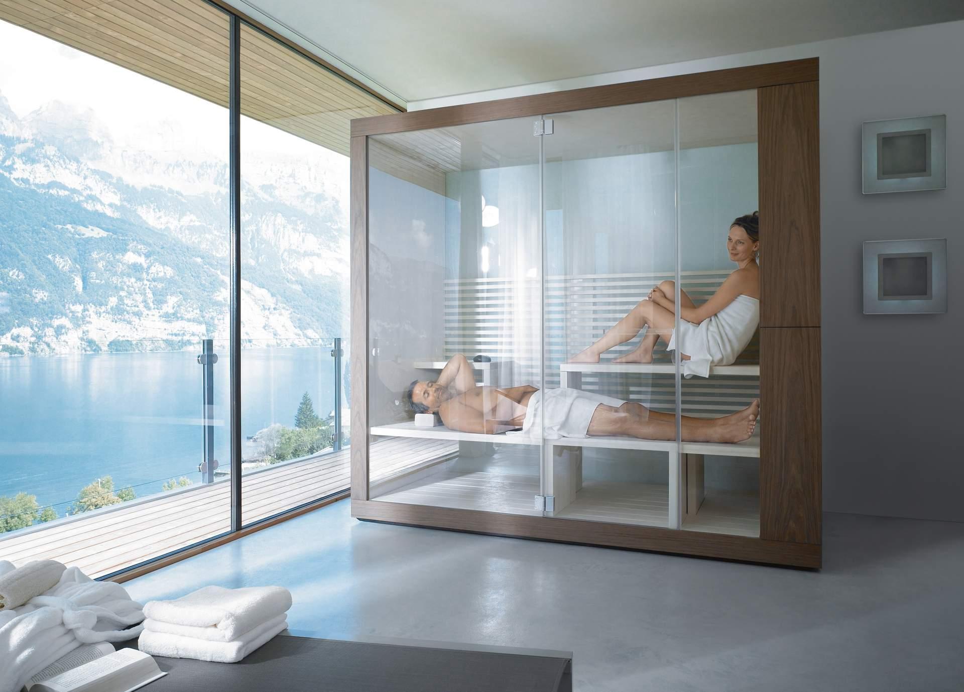 Erholungswelt Privates Badezimmer