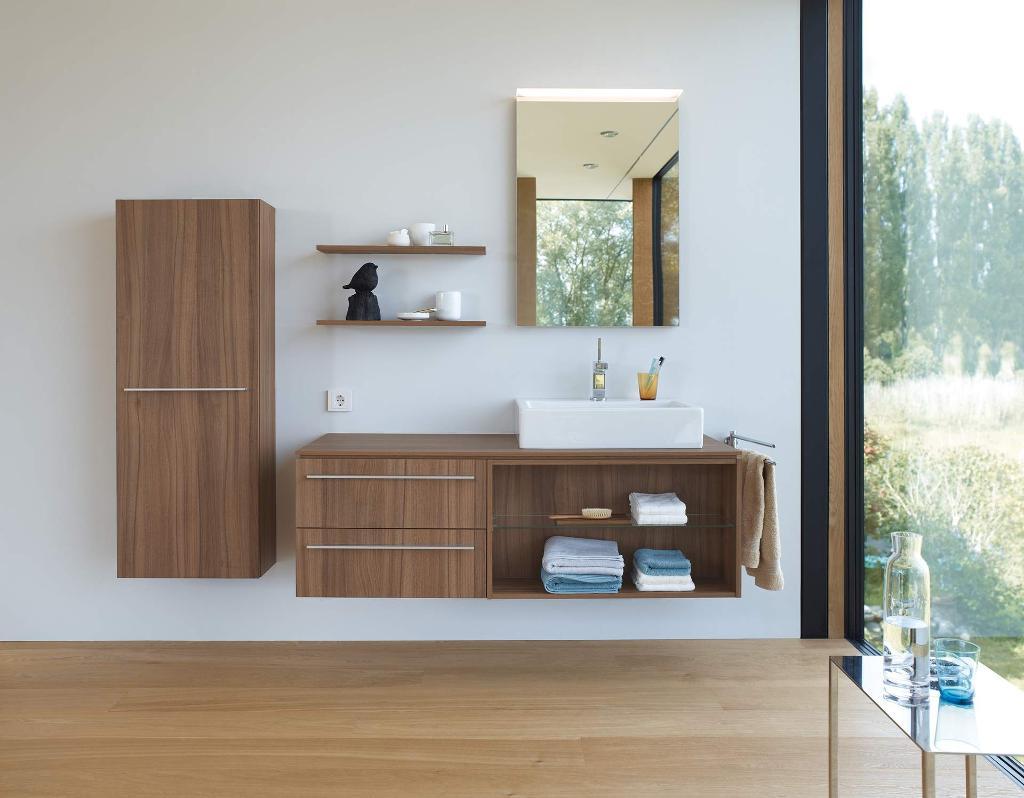 Duravit X-Large: Badmöbel mit extra viel Stauraum | Duravit