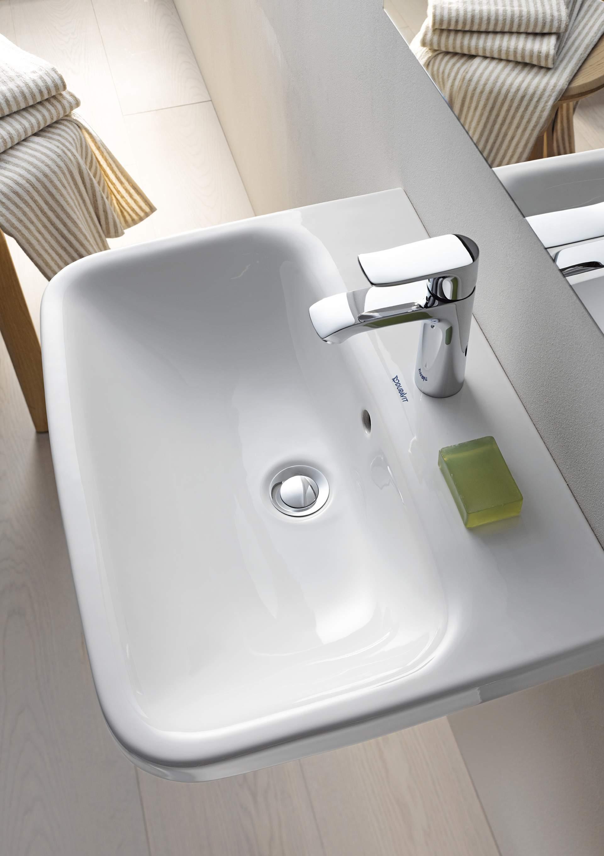 durastyle waschtisch 231965 duravit. Black Bedroom Furniture Sets. Home Design Ideas