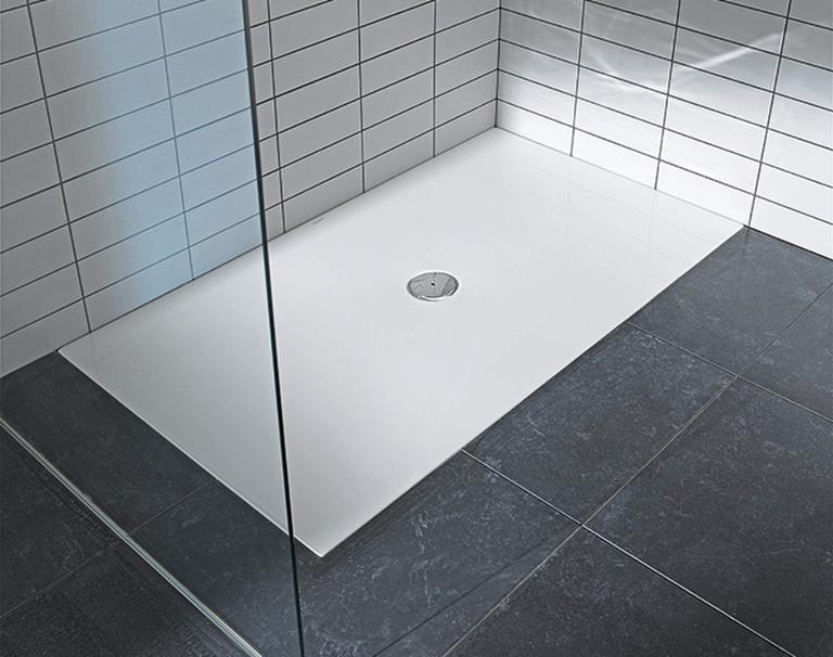 DuraPlan: Bodengleiche Dusche | Bodenebene Dusche | Duravit | {Bodengleiche duschwanne mit extra flachem ablaufsystem 76}