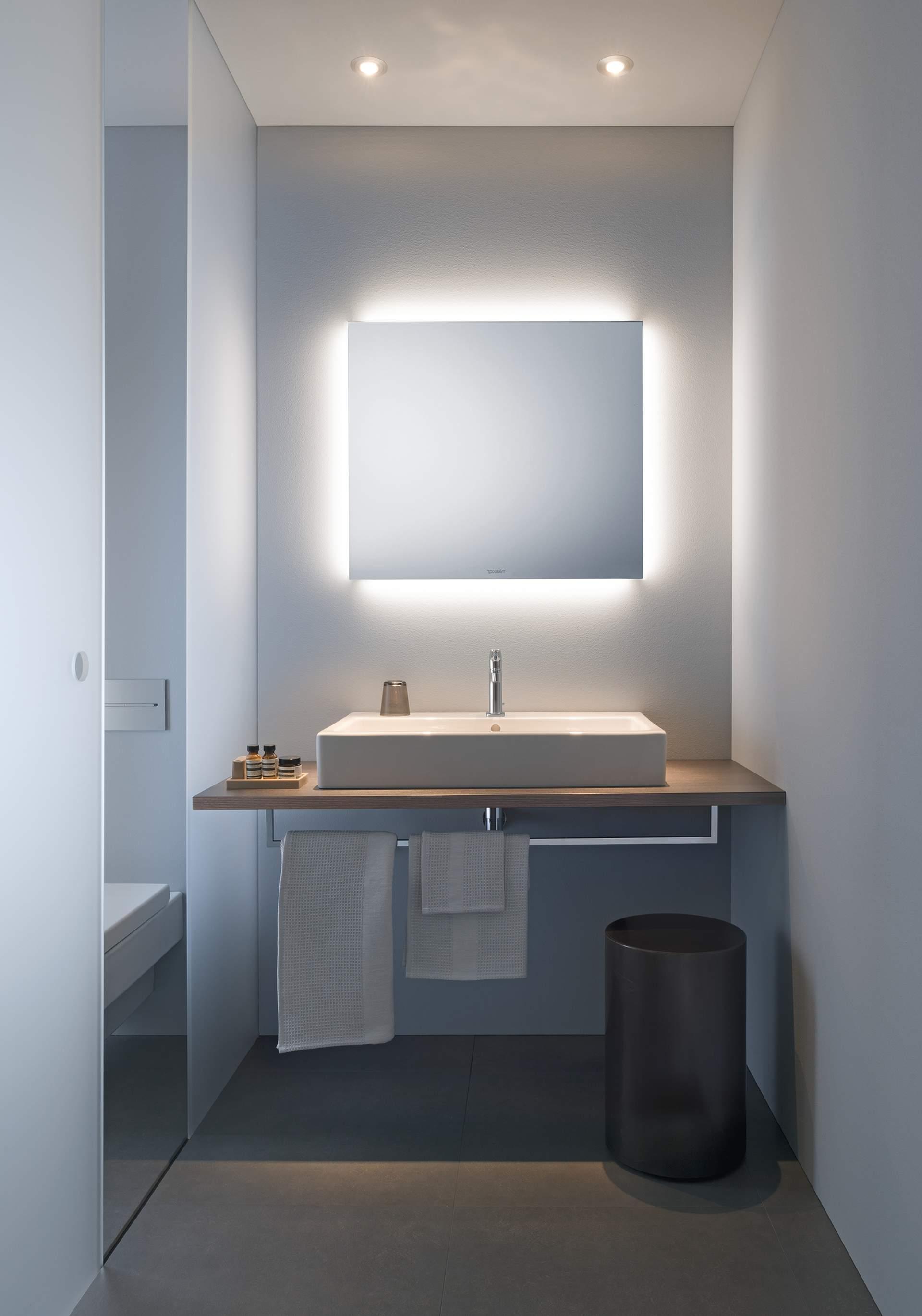 Licht Und Spiegel. Design By Duravit